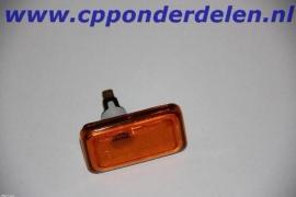 911409 Zijknipperlicht oranje