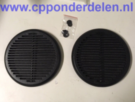 911864 Speakerkap deur (set van 2)