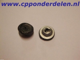 911479 Bevestigingsmoer sierletters/logo`s/ wapens