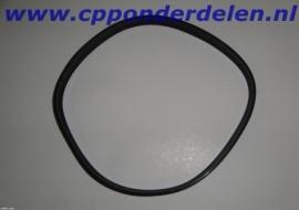 911371 Koplampglas rubber
