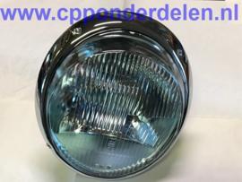 911086 H1 koplamp met chroomring