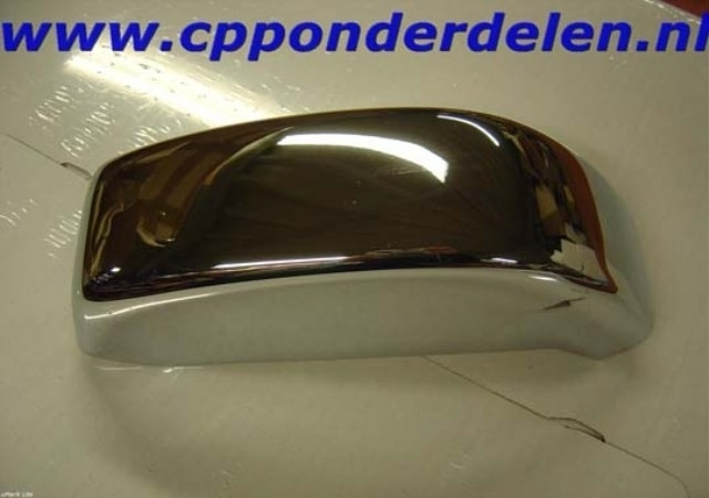 911069 Bumperguard achterzijde chroom zonder rubber