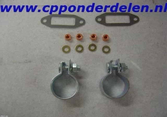 911088 Montageset einddemper 356/912