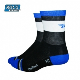 DeFeet Grupetta Aireator sock blue