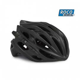 KASK Mojito Matt Black Red mt L