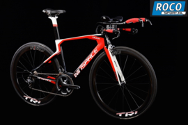 Winspace TRI01 Black Red frameset