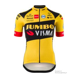 Jumbo Visma Hema Dames shirt korte mouw