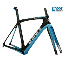 Winspace T1150 Frame Set Blue mt 530mm / 55 cm