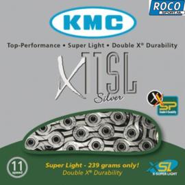 KMC X11SL Silver