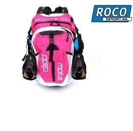 Cadomotus Airflow Pink Skate Backpack