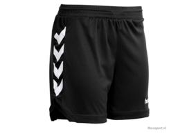 Hummel Burnley Short Ladies Zwart