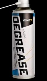 Bike 7 Degrease