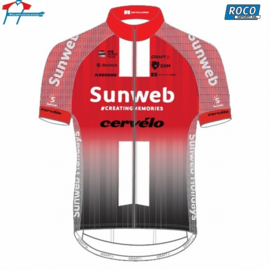 Team Sunweb replica jersey korte mouw