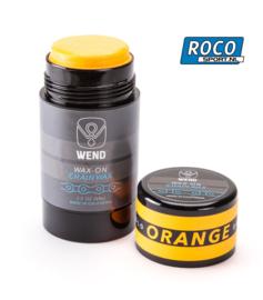 WEND WAX-on chain wax Orange