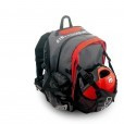 Cadomotus Waterflow Skate Backpack Black-Red
