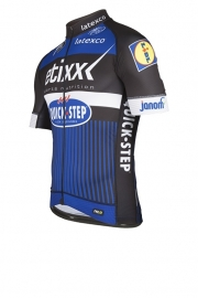 Etixx Quickstep ProRacing Research shirt korte mouw mt L