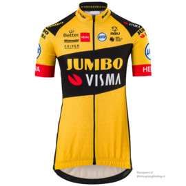 Jumbo Visma Hema Kids shirt korte mouw