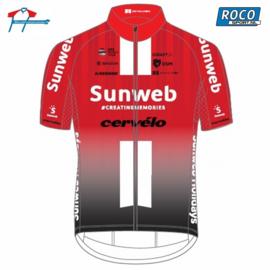 Team Sunweb Aerolight jersey korte mouw