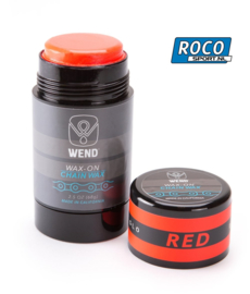 WEND WAX-on chain wax Red