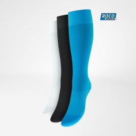 Bauerfeind Compression Sock Performance Zwart