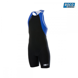 ZEROD Triathlon Usuit Black Blue