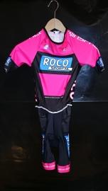 Roco Triathlonpak Ironman met mouw PINK
