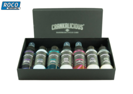 Crankalicious Gift Box Specail Stages