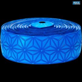 Supacaz Sticky Kush stuurlint Neon Blue