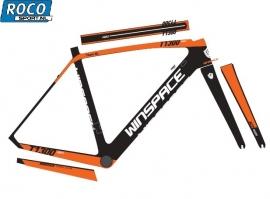 Winspace T1300 TeamNL frameset