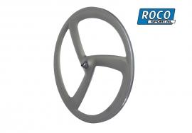 3 Spoke front wheel