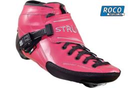 Luigino Strut Pink skeelerschoen