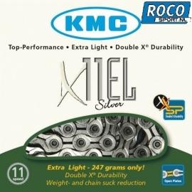 KMC X11 EL silver