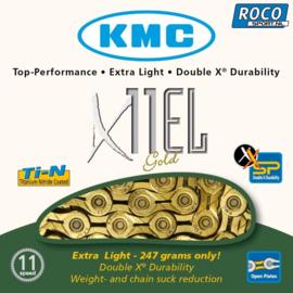 KMC X11EL Gold