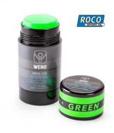 WEND WAX-on chain wax Green