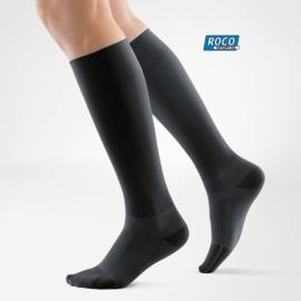 Bauerfeind Compression Sock Performance Zwart