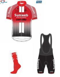 Team Sunweb replica Set Aanbieding mt L