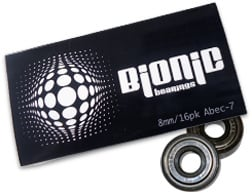 Bionic lagers ABEC 7