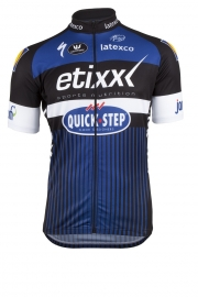 Etixx Quickstep Trui korte mouw lange rits Aanbieding!