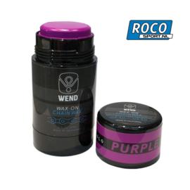 WEND WAX-on chain wax Purple
