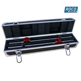 Schaatsbuizen transport koffer