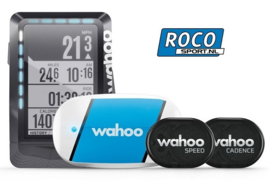 Wahoo ELEMNT & TICKR & RPM Bundle