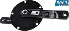 ROTOR 3D24 Track Baan crankstel
