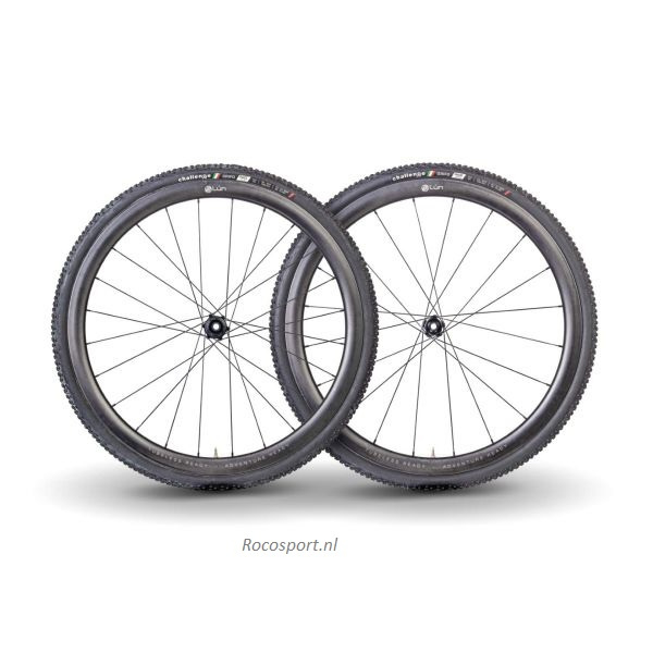 Lun Grapid 700 Gravel Wheelset
