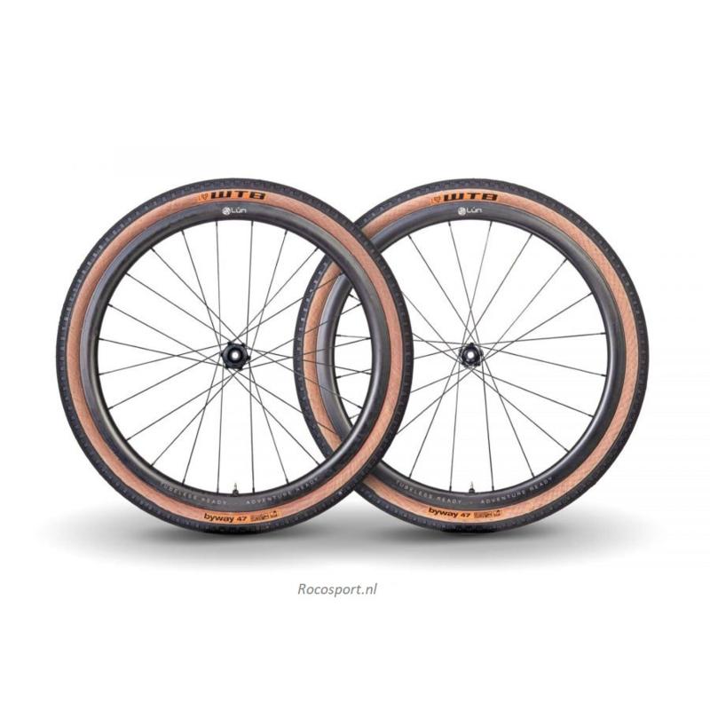 Lun Grapid 650 Gravel Wheelset