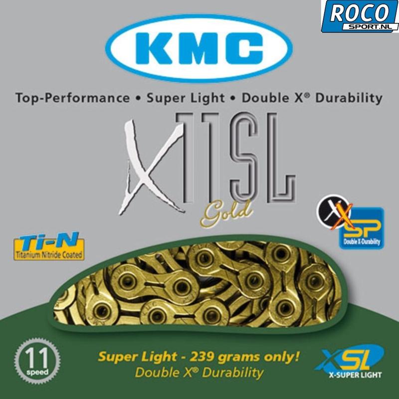 KMC X11SL Gold
