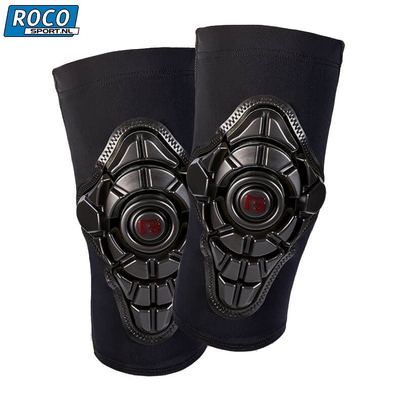 G-Form Pro-X Knee Pads Youth zwart