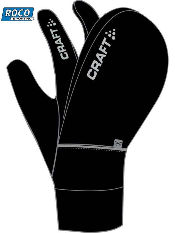 Craft Hybrid weather Handschoen