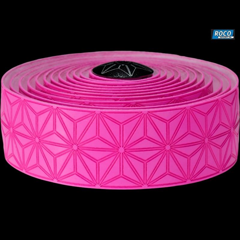Supacaz Sticky Kush stuurlint Neon Roze