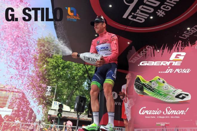 Gaerne Stilo Green Giro d Italia