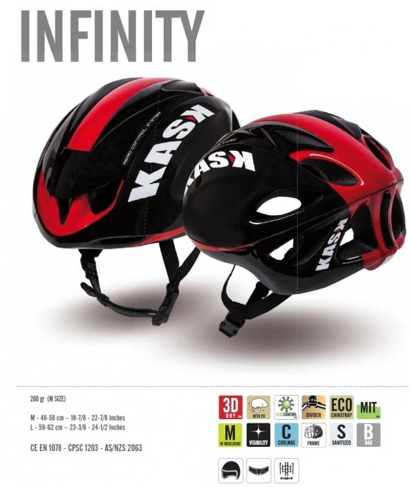 KasK Infinity fietshelm kaskhelmen.nl Rocosport Kaskhelmets Infinity.jpg